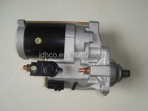 Nippoinenso Motor Starter For John Eeere 6-466 Diesel 1997-on ...