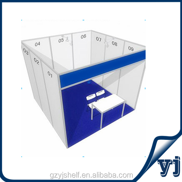 Exhibition Booth Standard Size : China portable outdoor aluminumtrade show display booth