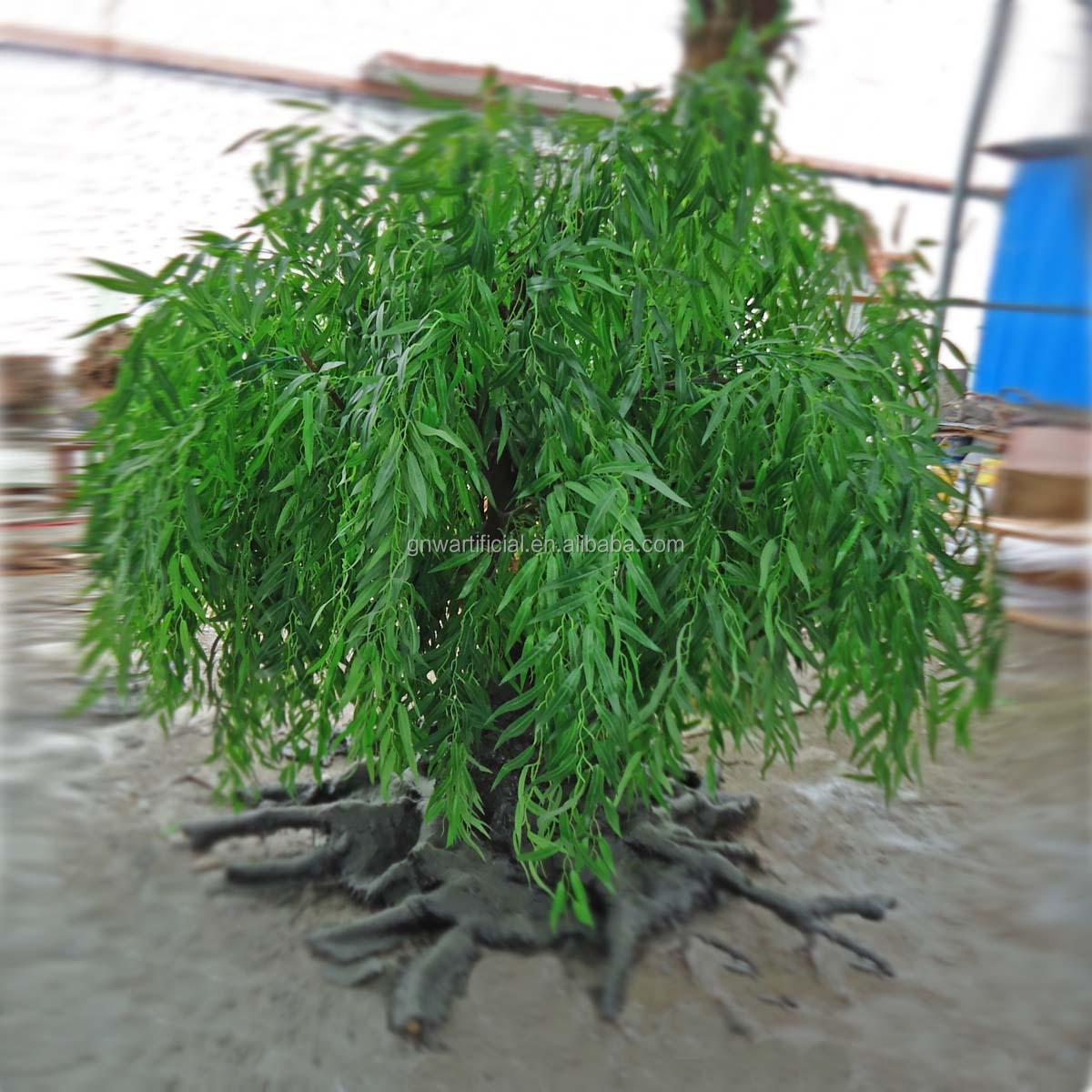 Gnw Btr014 Wholesale Artificial Cheap Willow Tree Figurines Garden ...