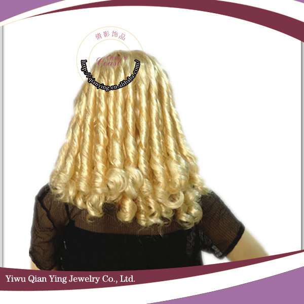 613 Platinum Blonde Hair Wig