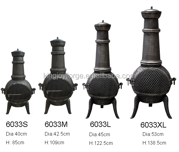 Good Sales Metal Chiminea/chiminea Outdoor Fireplace - Buy Metal ...