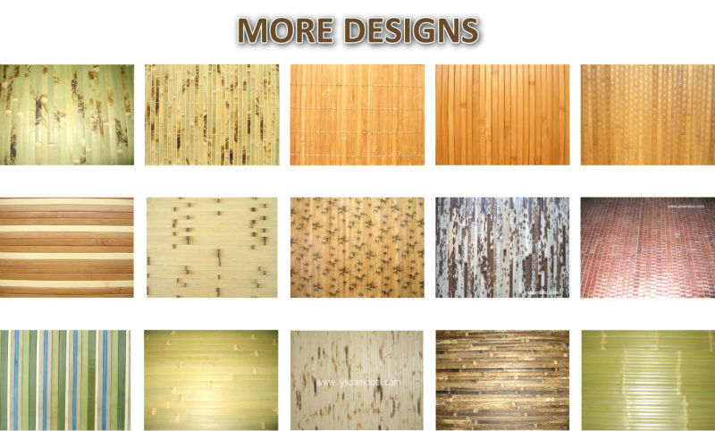 Bamboo Wall Covering Home Depot