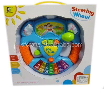 Kids Steering Wheel Toy ,Musical Steering Wheel Toy,Toys Steering Wheel