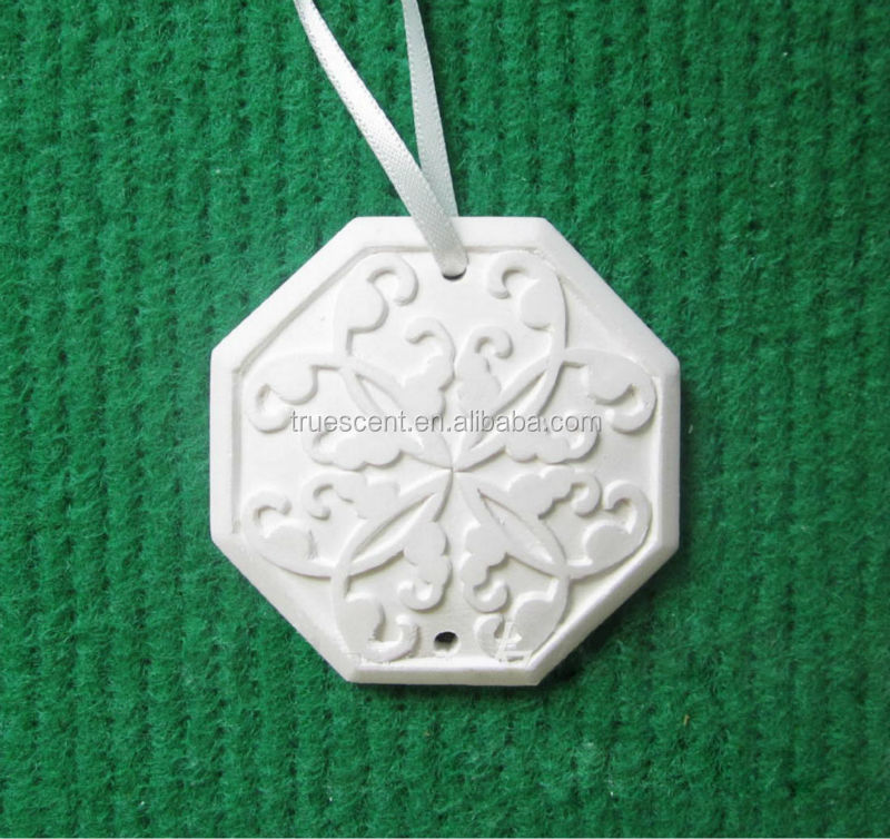 Customized Circular Round Engraving Aroma Fragrance