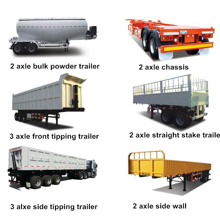 Zhuowei Commercial Truck Trader Specialized In Truck Trailer ...