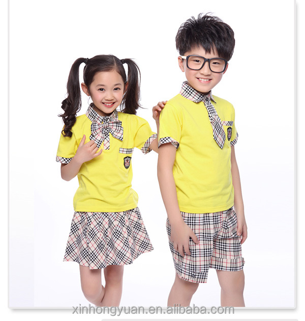 Primary School Uniforms For Kids/school Uniform Design ...