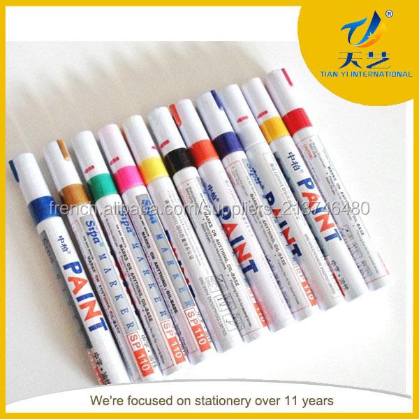 stylo textile indélébile