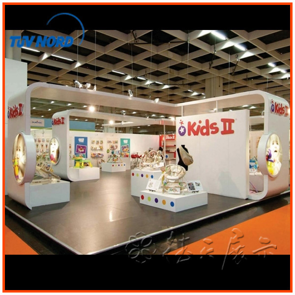 Exhibition Stall For Rent : Double deck exhibition booth two storey exhibit booth exhibition