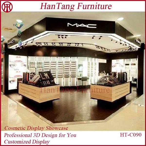 China Hot Sale New Design Pop Retail Cosmetics Shop Decoration ...