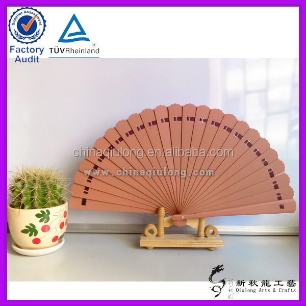 Wood Craft White Spanish Fans Wooden Sticks For Hand Fans Home ...