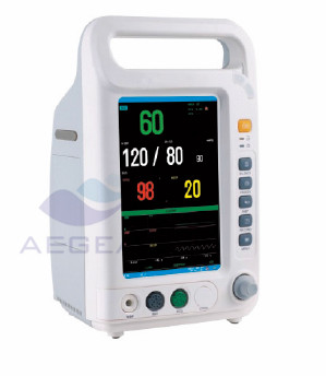 AG-BZ007 hospital ICU electric ambulance patient monitor price china supply