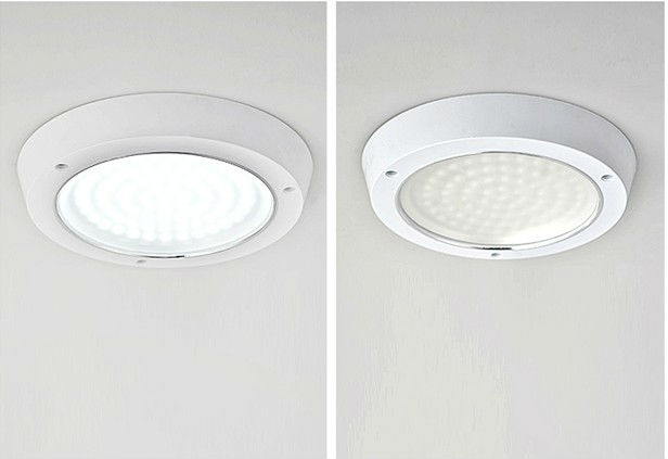 4w/6w/8w/12w Exposed Round Led Kitchen Ceiling Lights