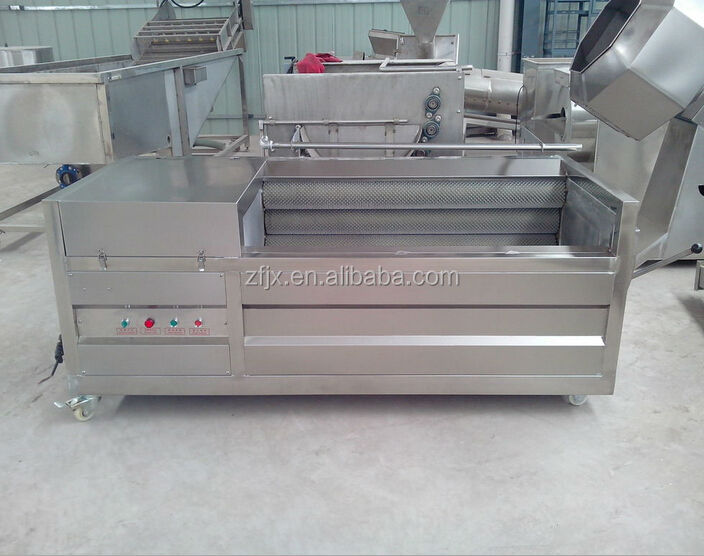 Restaurant Professional Cleaning Machine For Potato