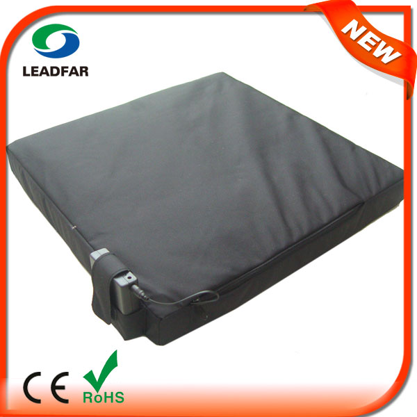 2015 New Waterproof Coccyx Seat Cushion With Battery