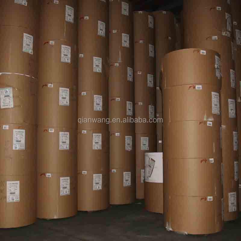 Paper Roll Stock/white Back Duplex Board