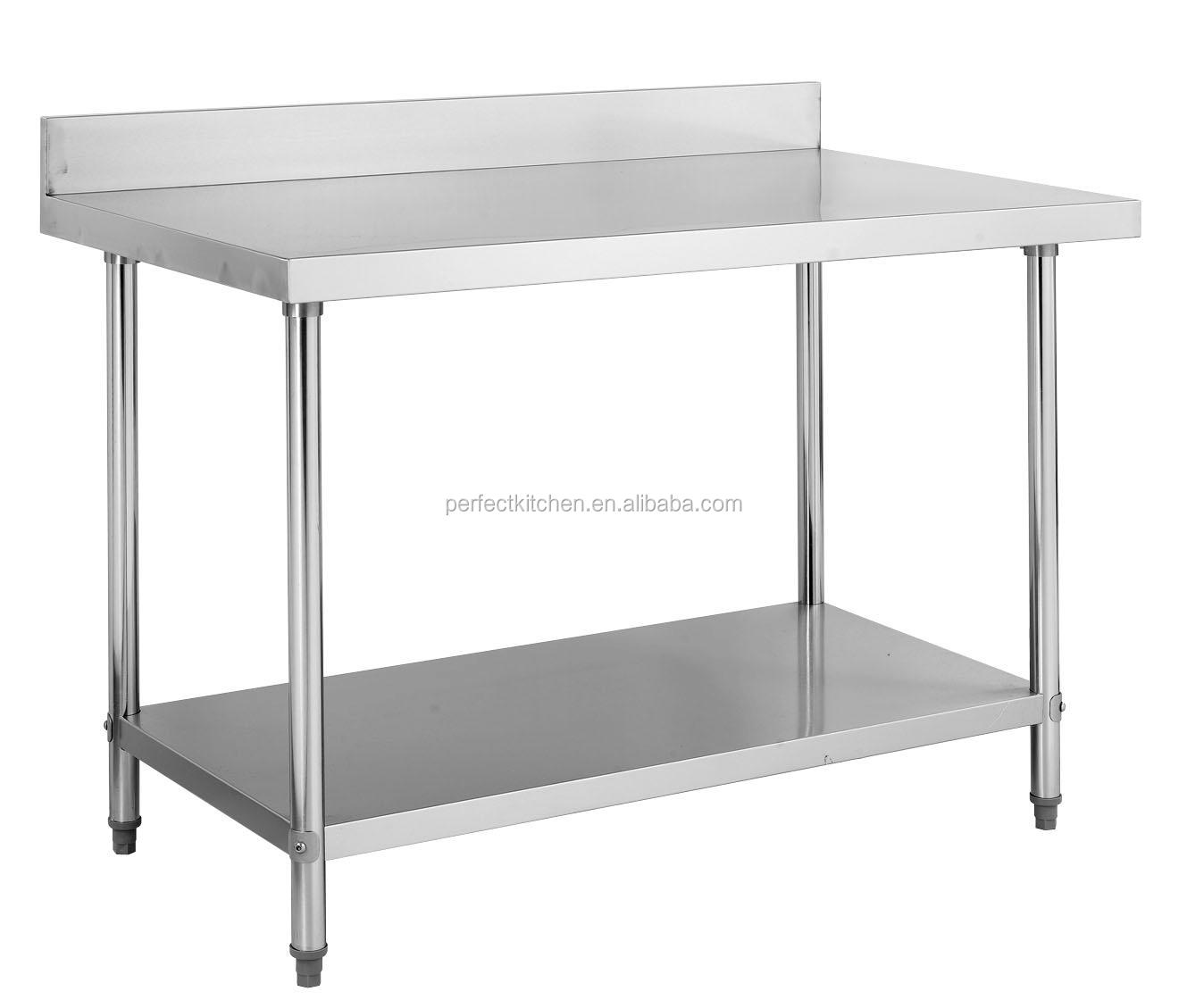 Kitchen work table - Stainless Steel Restaurant Work Bench Stainless Steel Kitchen Work Table