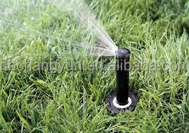 Pop-up tuin irrigatie sprinkler sproeikop