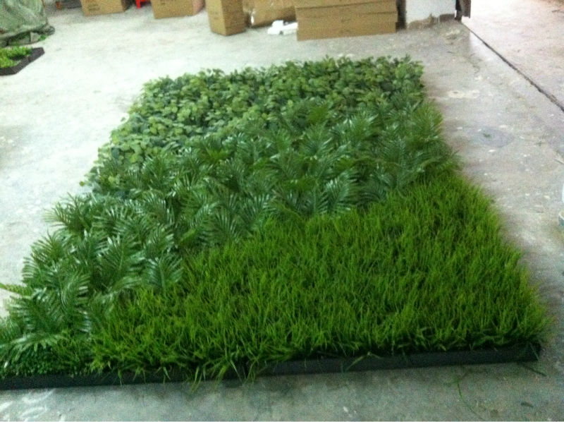 Nieuw ontworpen hoge kwaliteit kunstgras tuin plant muur voor