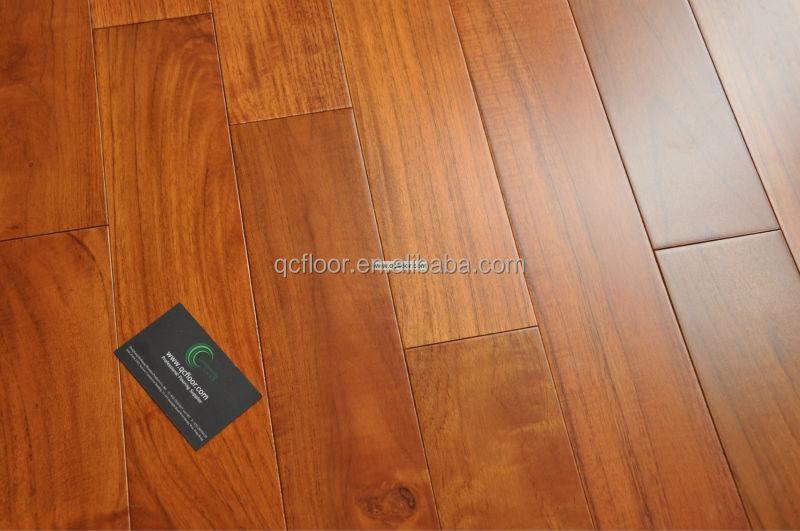 Select Grade Teak Parquet Wood Flooring