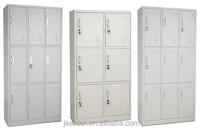 Oem colorful gym locker room furniture with best quality for Metal lockers ikea