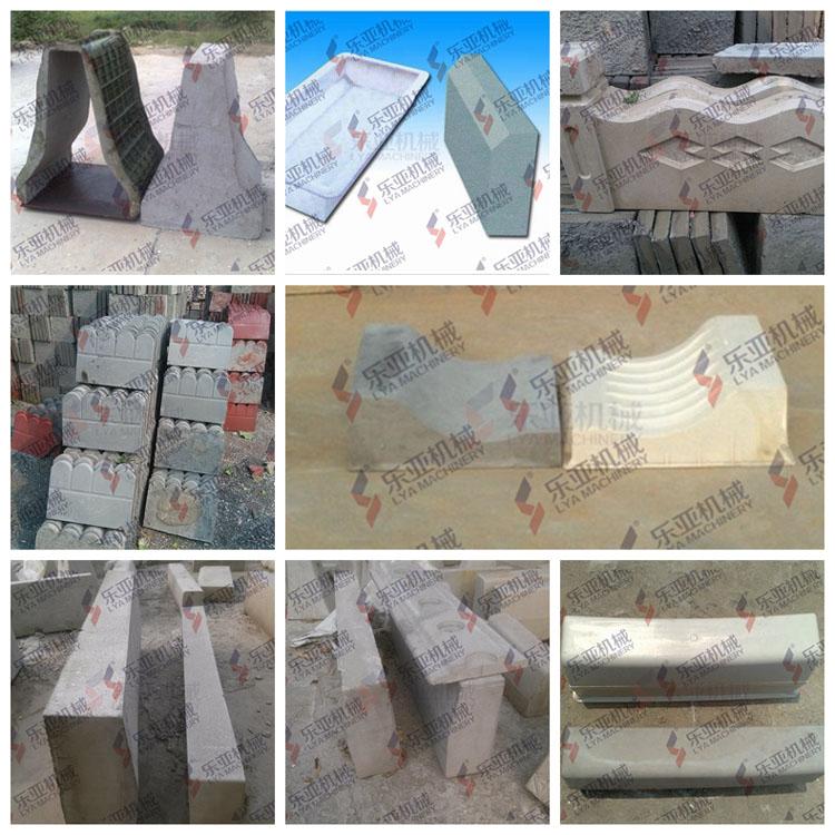 Hot Sale Plastic Molding For Tiles Plastic Concrete Paving Mold ...