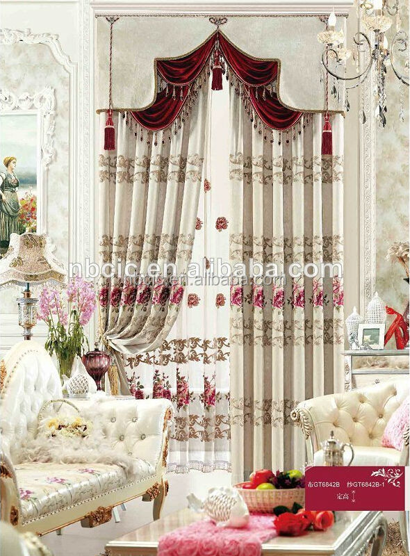 High Quality High Quality Oriental Curtains