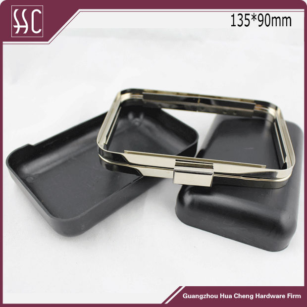 5535inch box clutch frame box purse frame supplier metal purse frame - Metal Purse Frames