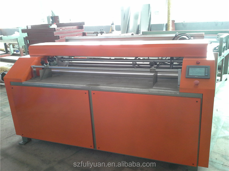 EPE Foam Sheet Automatic Cutting Machine For China