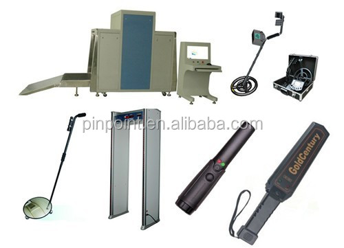 Pinpoint Factory PD888 Adjustable pinpoint military security door frame metal detector