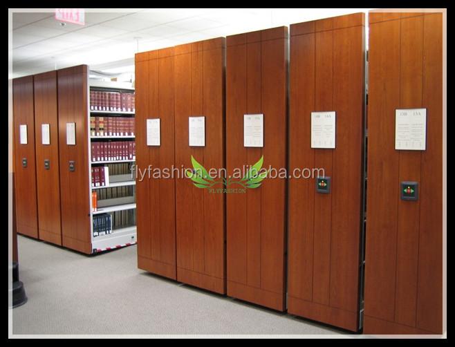 biblioteca moderna muebles estanteria utilizado biblioteca estanteras masa mvil para la venta