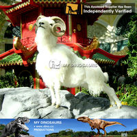 My Dino-animatronic Honamli Rubber Goat Action Figure - Buy ...