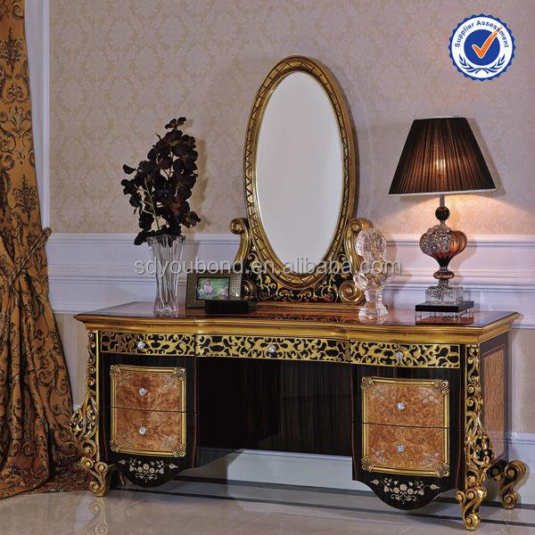 0061 Italian Design Bedroom Dresser Luxury Classic Italian