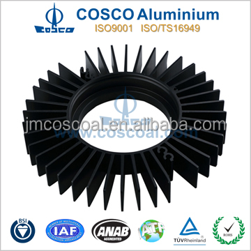 Aluminium led heat sink