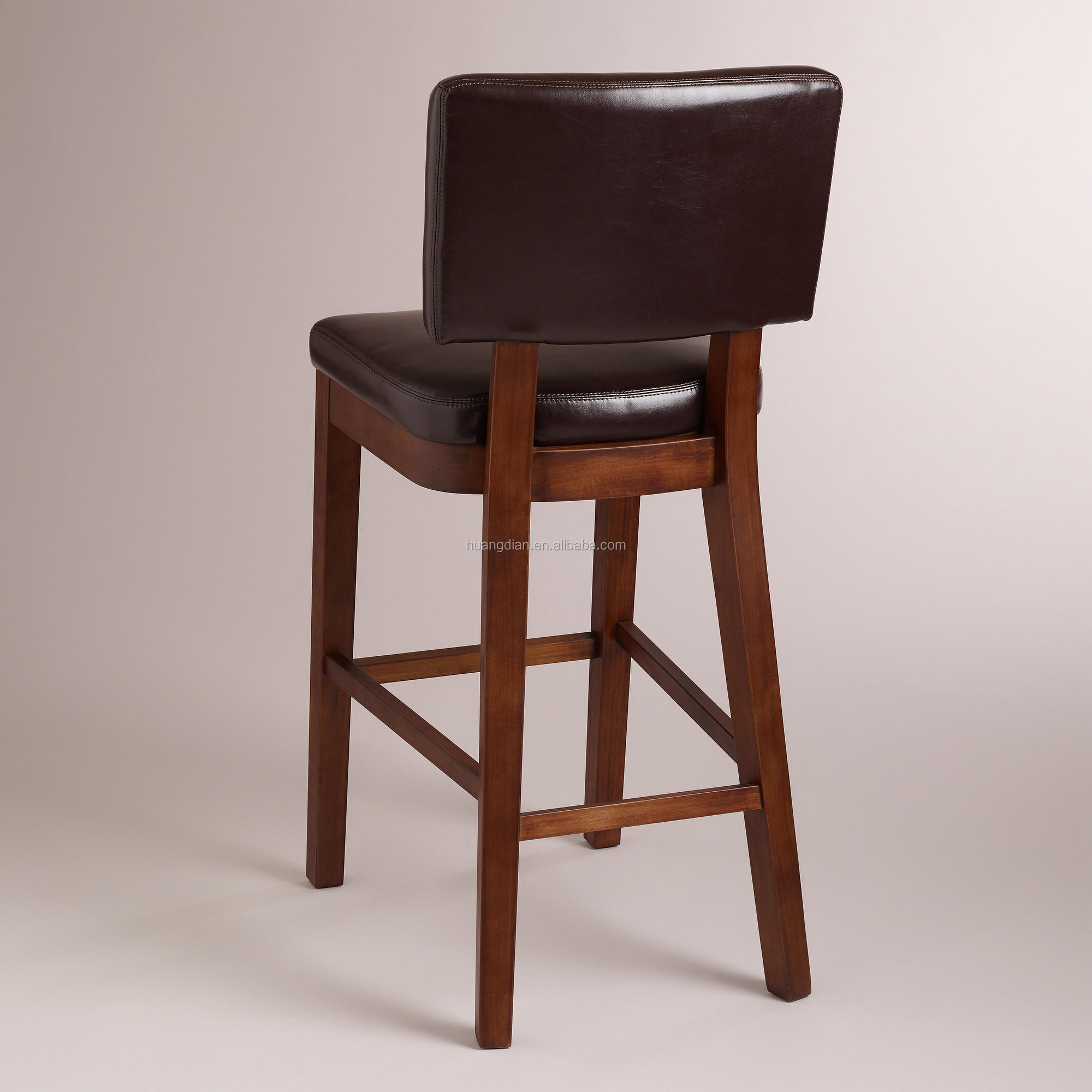 Black Pu Seat Used Nightclub Bars Adult High Chair For Sale Buy