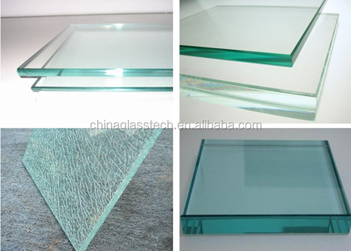 CE Approved Building Grade Safety Blast Resistance Tempered Glass Table Top