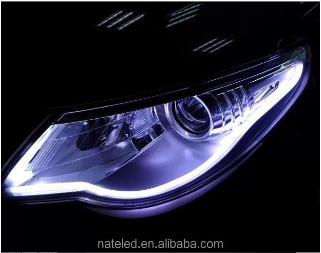 Car accessories flexible led strip light daylight headlight car car accessories flexible led strip light daylight headlight car decorative strip aloadofball Images
