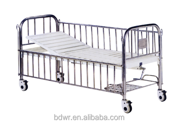 ISO&CE approved beautiful children bed/cribs with 1 cranks