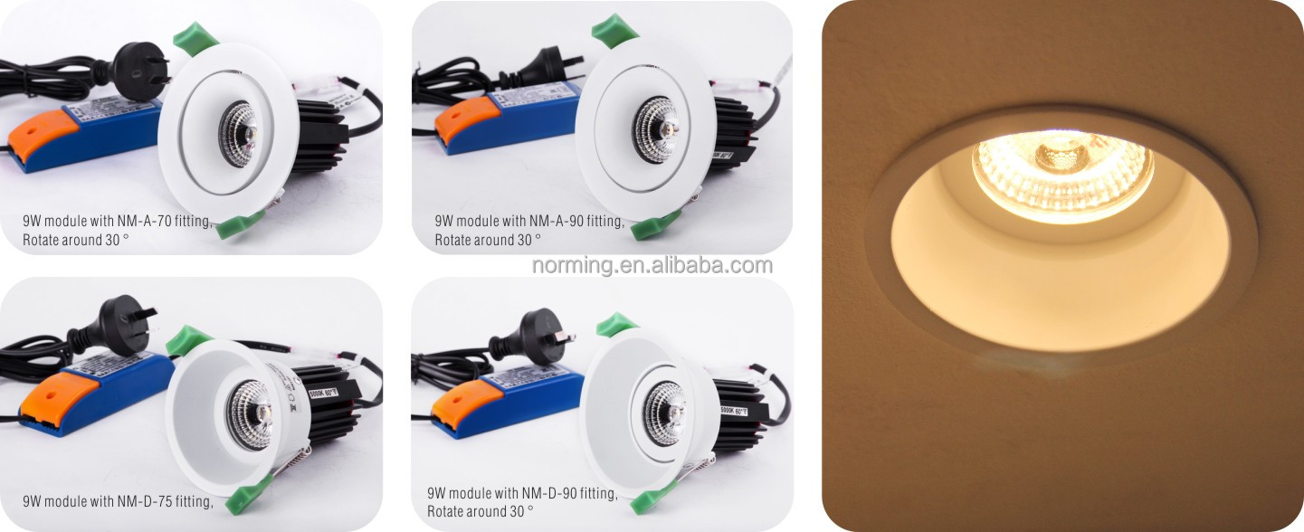 Norming Ecolite Low Voltage Led Downlight Kit 13w Sunny Lighting ...