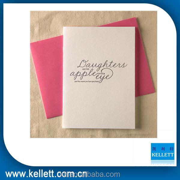 Custom paper folding greeting card buy paper cardpaper greeting custom paper folding greeting card m4hsunfo