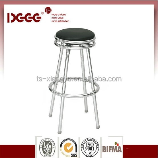 Strange Cheap Used Commercial Bar Stool Metal Counter Stools Dg 6Y3A1 Wholesale View Counter Stools Dggg Product Details From Tangshan Xiangyu Furniture Creativecarmelina Interior Chair Design Creativecarmelinacom
