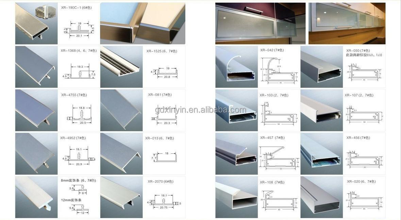 Stunning Perfiles De Aluminio Para Muebles De Cocina Photos - Casas ... 1e105c429920
