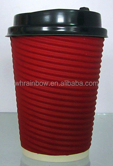 Hot Drink Dubbele Wall Paper Cup