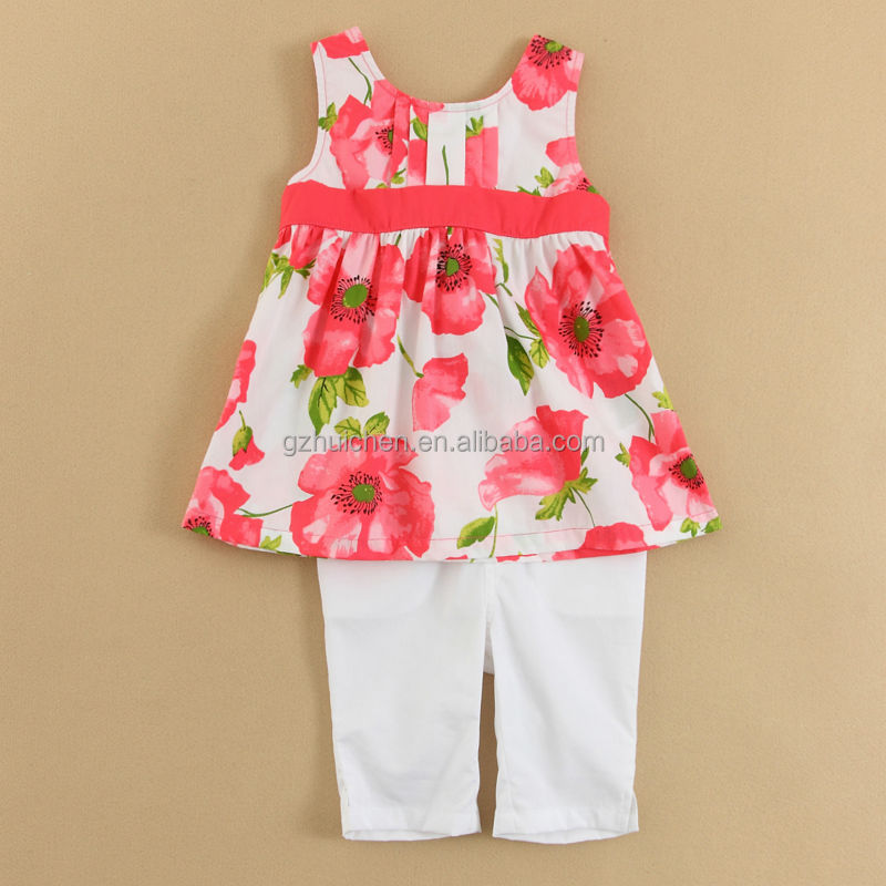 2014 Baby Clothing 100% Cotton Baby Girls Designer Baby Suits ...
