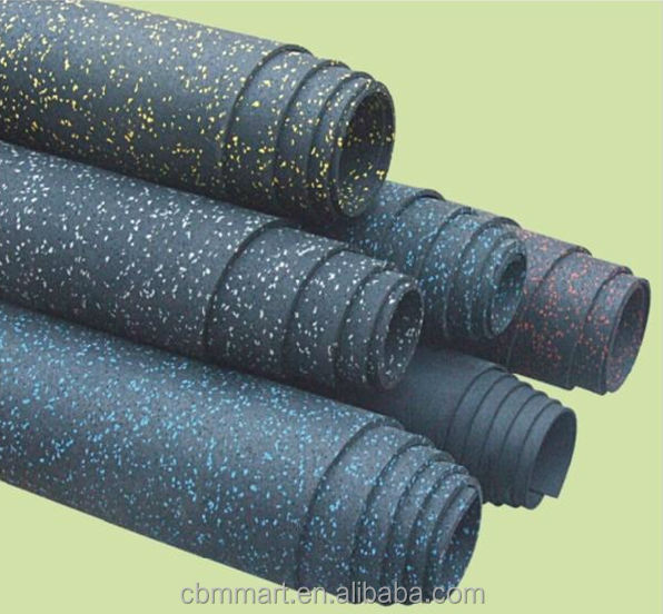 Recycled Rubber Roofing Tiles interlocking Rubber Tile