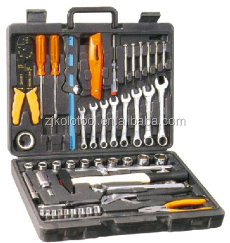 49pcs Auto Repair Tools Set Machinery Tool Kit Electrical Tools