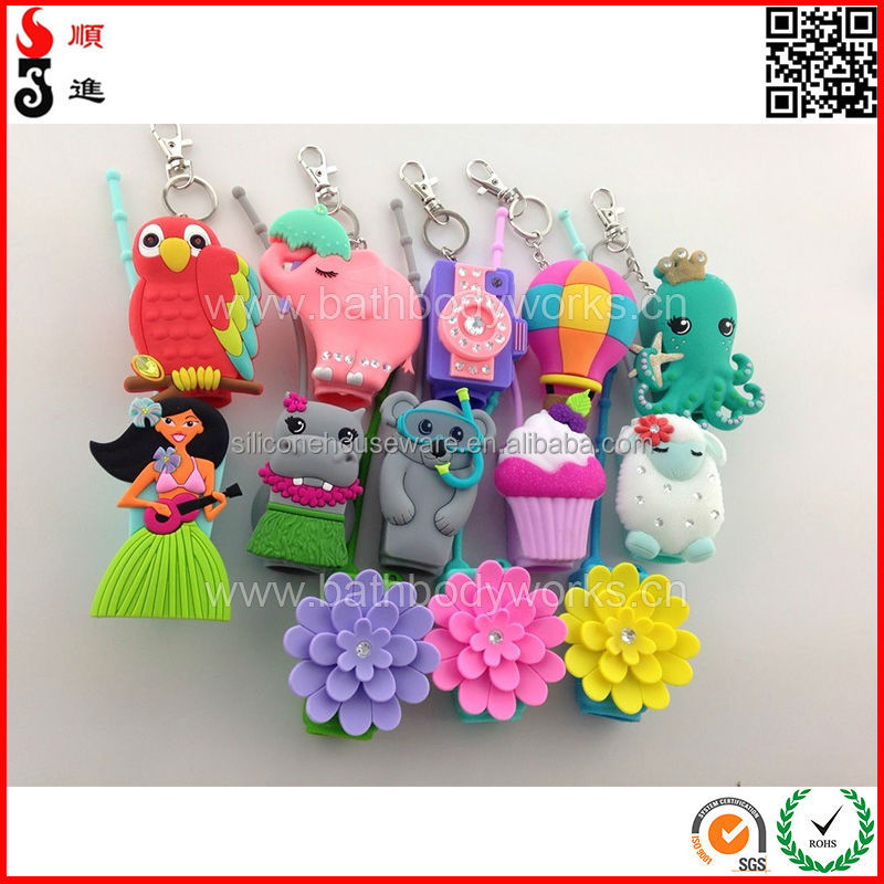 Animal 3d Silicone Hand Washing Liquid Bottle Holder For Promotion ...