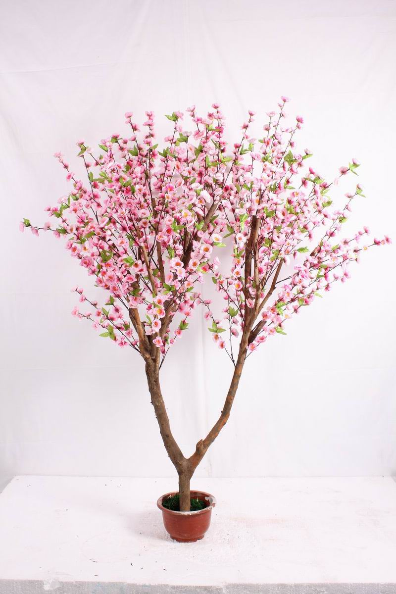 Large artificial fake flower trees make in guangzhou silk cherry large artificial fake flower trees make in guangzhou silk cherry blossom trees dhlflorist Image collections
