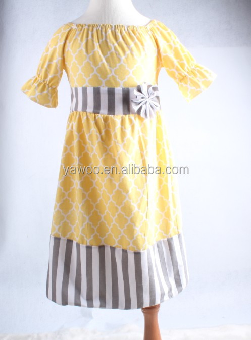 2d01b68d8f1 latest dress designs for kids party wear dresses for boys country girls  chevron fashion dresses pictures