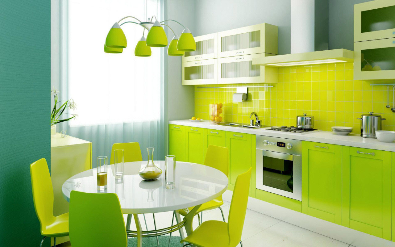 Kitchen Design Colors Lemon Color Of Kitchen Cabinet Board For European Style Mdf Wood