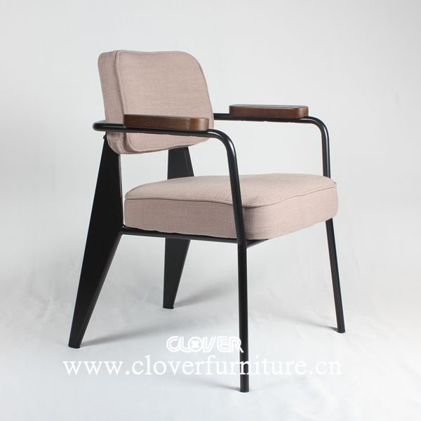jean prouve fauteuil direction chair replica view direction chair clover product details from. Black Bedroom Furniture Sets. Home Design Ideas